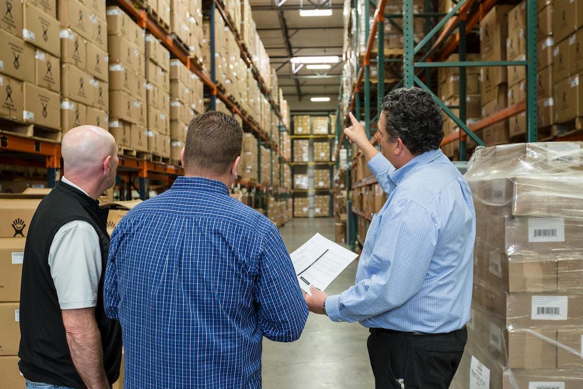 Air Freight Trucking & Warehousing | Bridgetown Trucking