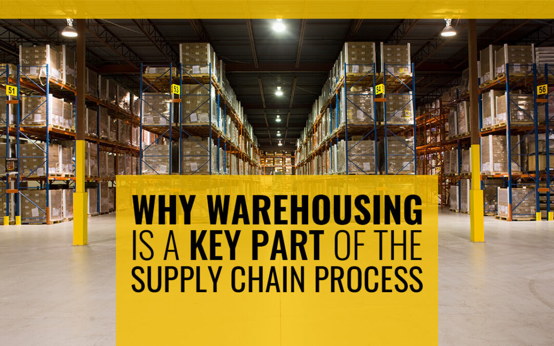 Why Warehousing is a Key Part of the Supply Chain Process