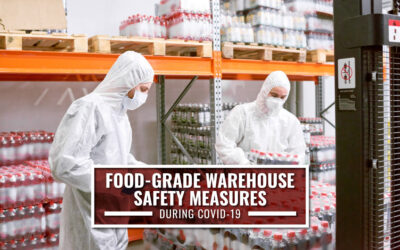 Food-Grade Warehouse Safety Measures During COVID-19