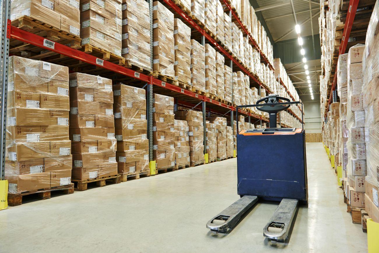 Food Grade Warehouse Social Distancing