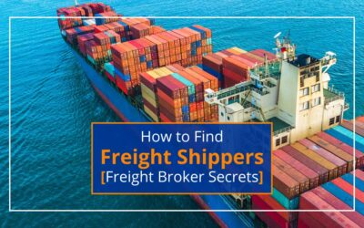 How to Find Freight Shippers [Freight Broker Secrets]